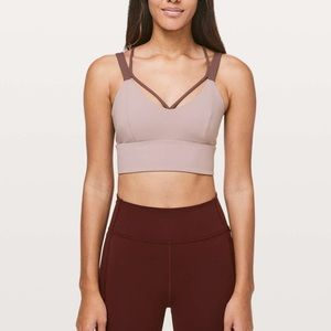 lululemon athletica Intimates & Sleepwear - Lululemon pushing limits bra